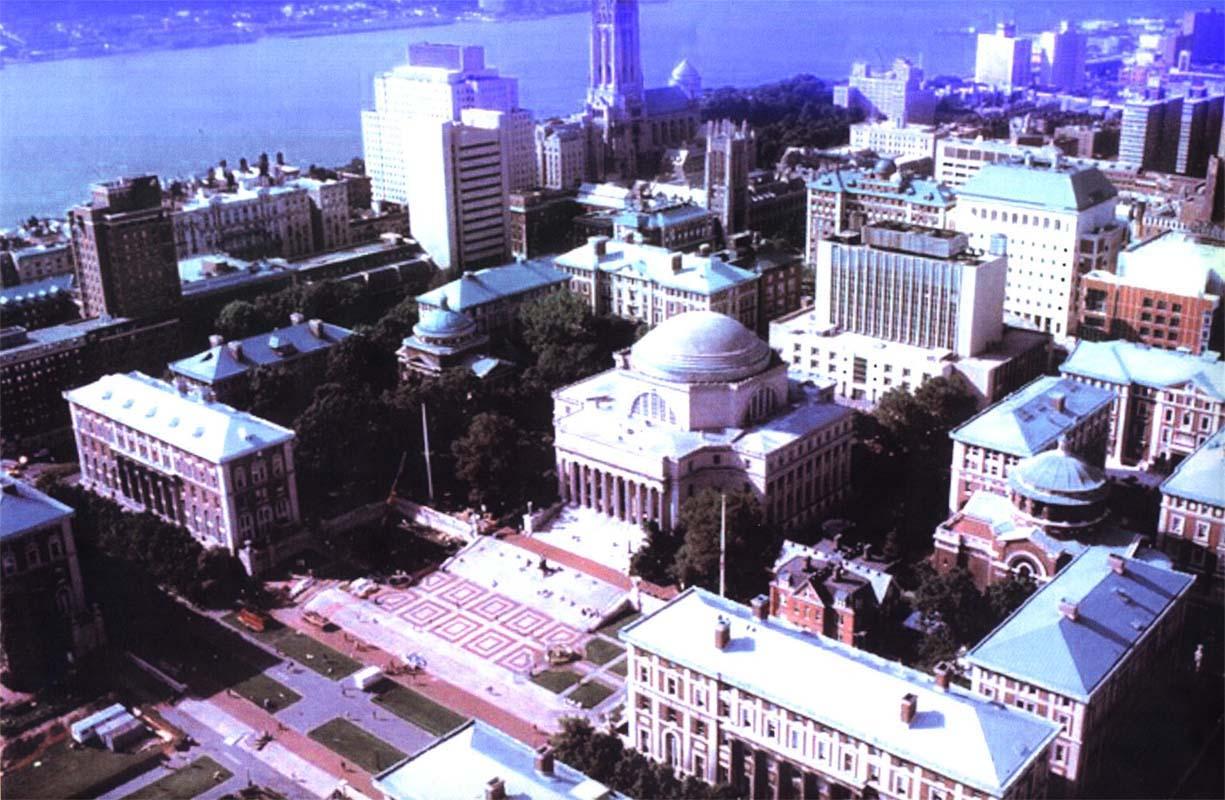 Tesla Memorial Society Of New York Columbia Tv Wiring Diagrams Alma Mater Photo University