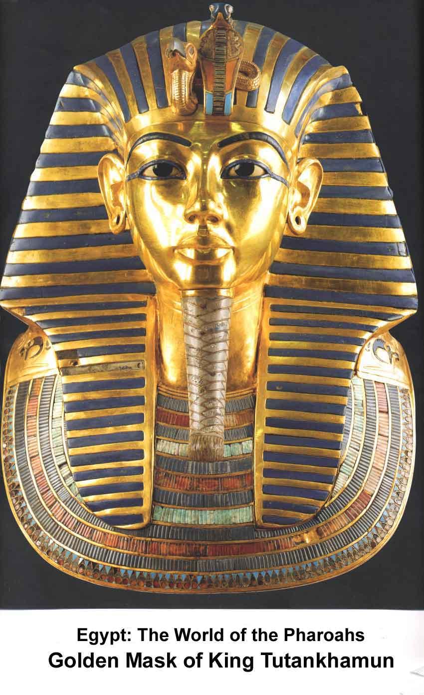Egyptian art is similar to  Egyptian Art