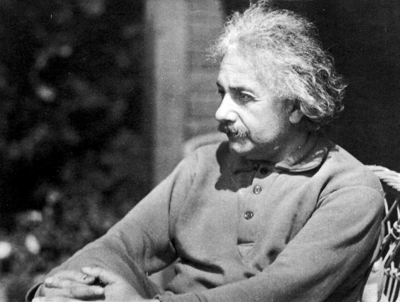 essay of albert enstein Albert einstein was born on march 14, 1878 in ulm, germany- his parents herman and rauline einstein were very worried about young einstein because he.
