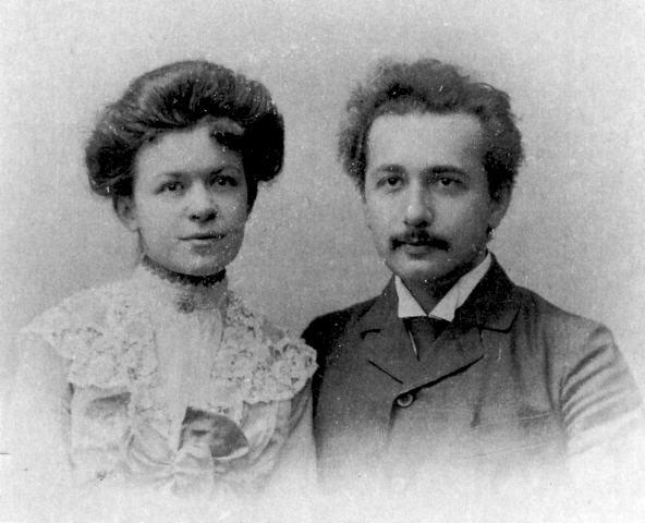 Albert Einstein's Wife