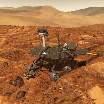 Mars Exploration  NASA