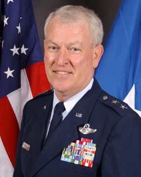 "Major General Harry ""AJ"" Feucht, Jr., Air National Guard"