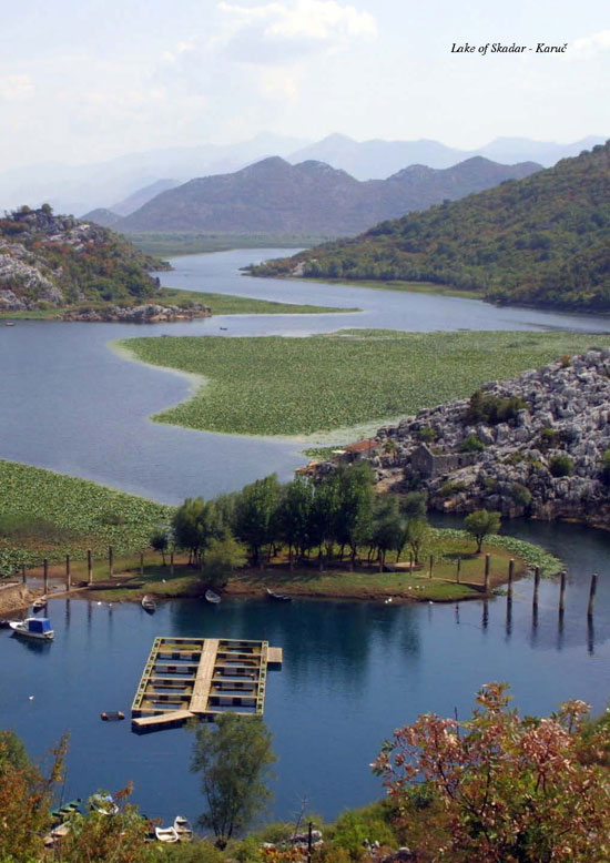 Montenegro - Lake of Skadar