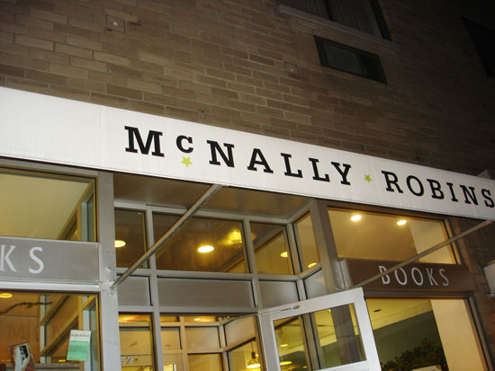 McNally Robinson Booksellers
