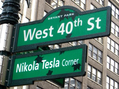 Tesla Corner