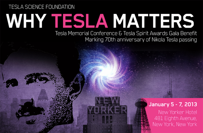 Tesla Spirit Award Benefit Reception