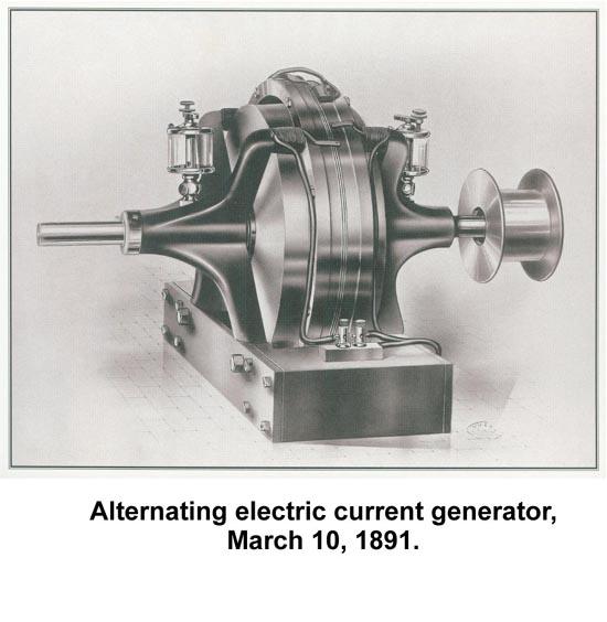 nikola tesla alternating current. tesla motors - westinghouse photo collection nikola alternating current l