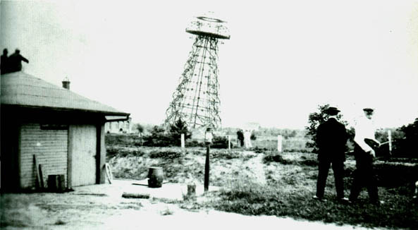 Tesla's Tower