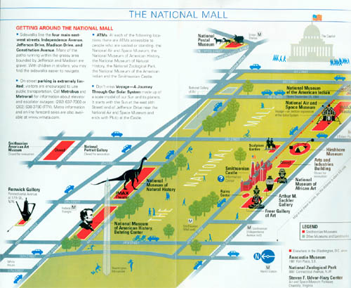 Smithsonian Insution (Museum) in Washington D.C. pays ... on national mall museums, map of all smithsonian museums, map of washington dc monuments and museums,