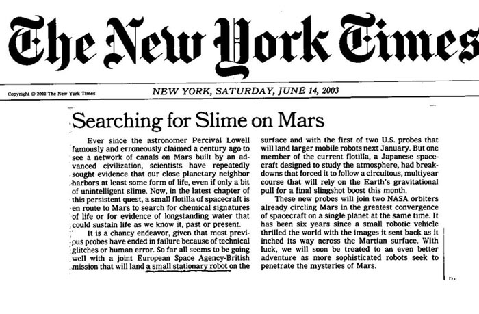 mars rover news articles - photo #34