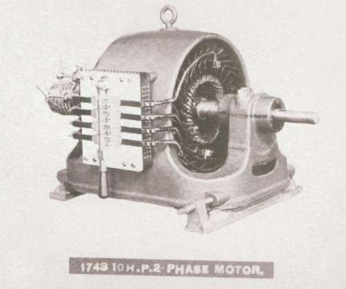Tesla S Ac Induction Motor Is One Of The 10 Greatest Discoveries All Time